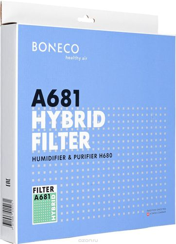 Boneco HEPA Filter + Active Carbon Filter A681 комплект фильтров для Н680 (фото)
