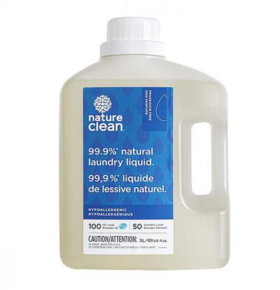 Nature Clean Гель для стирки нейтральный 3л