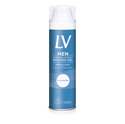 LV MEN Гель для бритья, 200 мл
