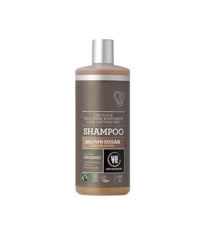 Urtekram Шампунь с тростниковым сахаром для сухой кожи головы 500мл