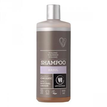Urtekram Шампунь-объем для жирных волос с вулканической глиной Рассул 500мл