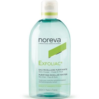 Noreva Эксфолиак Мицеллярный лосьон очищающий 500мл
