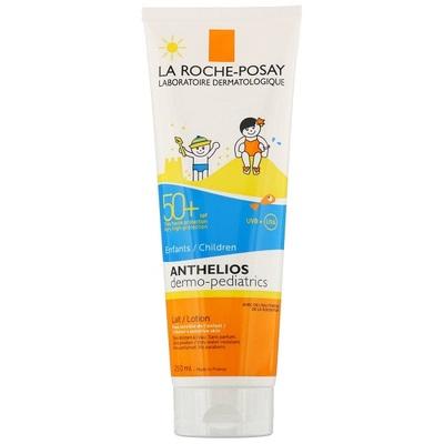 La Roche-Posay ANTHELIOS DERMO-PEDIATRICS молочко для детей SPF50+ 250мл