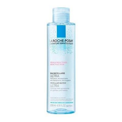 La Roche-Posay Вода мицеллярная Ультра для реактивной кожи 200мл