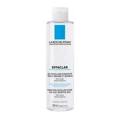 La Roche-Posay Эфаклар Вода мицеллярная Ультра 200мл