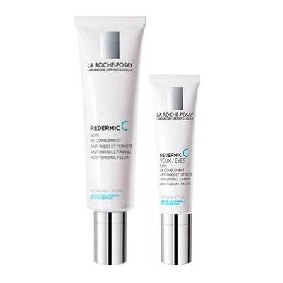 La Roche-Posay Редермик С Набор для нормальной и смешанной кожи (2 средства)