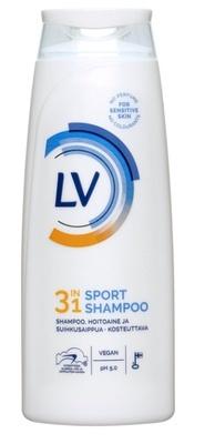 LV Шампунь 3 в 1 SPORT 250мл
