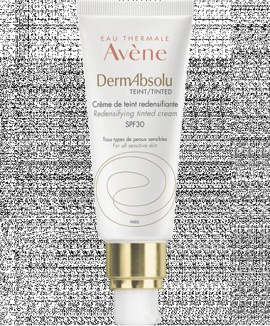 Avene ДермАбсолю Крем SPF30 для упругости кожи с тонирующим эффектом 40мл