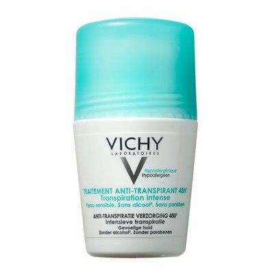VICHY Дезодорант шариковый регулирующий избыточное потоотделение 48ч