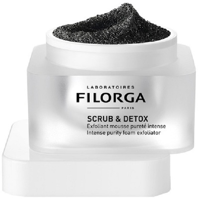 Filorga SCRUB & DETOX Эксфолиант-мусс для интенсивного очищения кожи 50мл