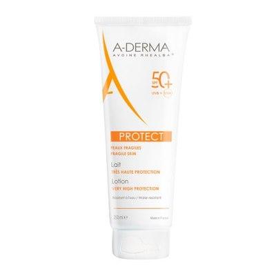 A-Derma Лосьон солнцезащитный SPF 50+ 250мл