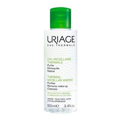 Uriage Мицеллярная Вода очищающая для комбинированной и жирной кожи 100мл