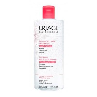 Uriage Мицеллярная Вода очищающая без ароматизаторов 500мл