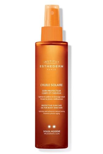 ESTHEDERM Сухое масло-спрей для тела /умеренное солнце 150мл
