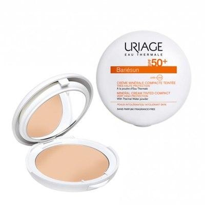 Uriage Барьесан Крем-Пудра минеральная тональная SPF50+ (светлый) 10г