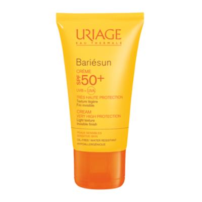 Uriage Барьесан Крем солнцезащитный SPF50+ 50мл