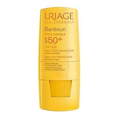 Uriage Барьесан Стик невидимый для чувствительных зон SPF50+