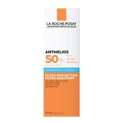 La Roche-Posay Солнцезащитный увлажняющий крем для лица SPF50+ 50мл