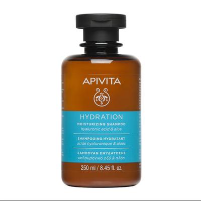 APIVITA Увлажняющий шампунь с Гиалуроновой кислотой и Алоэ 250мл