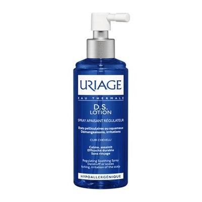 Uriage D.S. Лосьон Спрей регулирующий успокаивающий для кожи головы 100мл