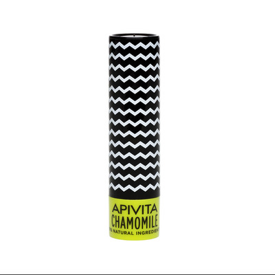 APIVITA Увлажняющий уход для губ Ромашка SPF15