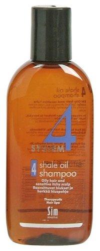 System4 Терапевтический шампунь №4/Shale Oil Shampoo №4 100мл