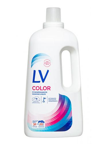 LV Концентрированное жидкое средство для стирки 1.5л (фото)