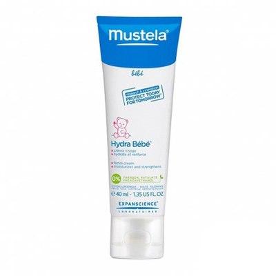 Mustela Hydra-Bebe Увлажняющий крем для лица 40мл