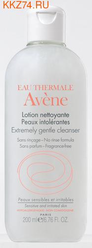 Avene Очищающий лосьон для сверхчувствительной кожи 200мл