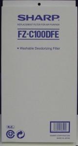 Sharp Фильтр угольный FZ-C100DFE для Sharp