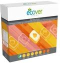 Ecover Таблетки для посудомоечной машины три в одном, 65шт.