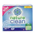 Nature Clean Стиральный порошок-концентрат нейтральный 3.4кг