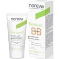 Noreva Эксфолиак Крем ВВ тональный для проблемной кожи (золотистый) 30мл