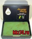 ИскусЪ мыло Сухие травы и хлорофилловая паста 100г