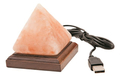Zenet Солевая лампа Пирамида ZET-127 USB