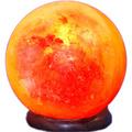 Велес Солевая лампа Шар, 2-3 кг