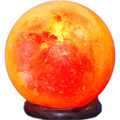 Велес Солевая лампа Шар, 3-5 кг