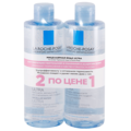 La Roche-Posay НАБОР Вода мицеллярная Ультра для реактивной кожи 2х400мл
